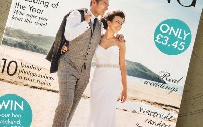 Another 'Your South Wales Wedding' Cover!