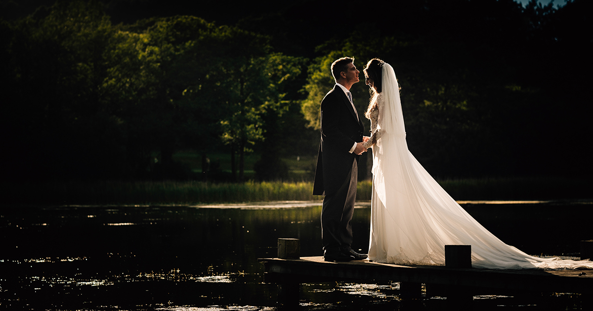Hensol Castle Wedding Photographer South Wales